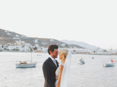 Vanessa & Jannis / Wedding in Mykonos